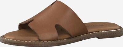 TAMARIS Pantolette in braun, Produktansicht