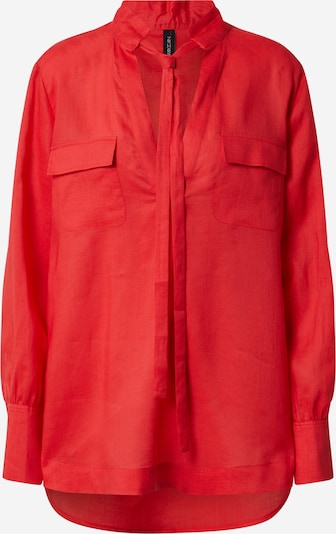 Marc Cain Blouse in de kleur Rood, Productweergave