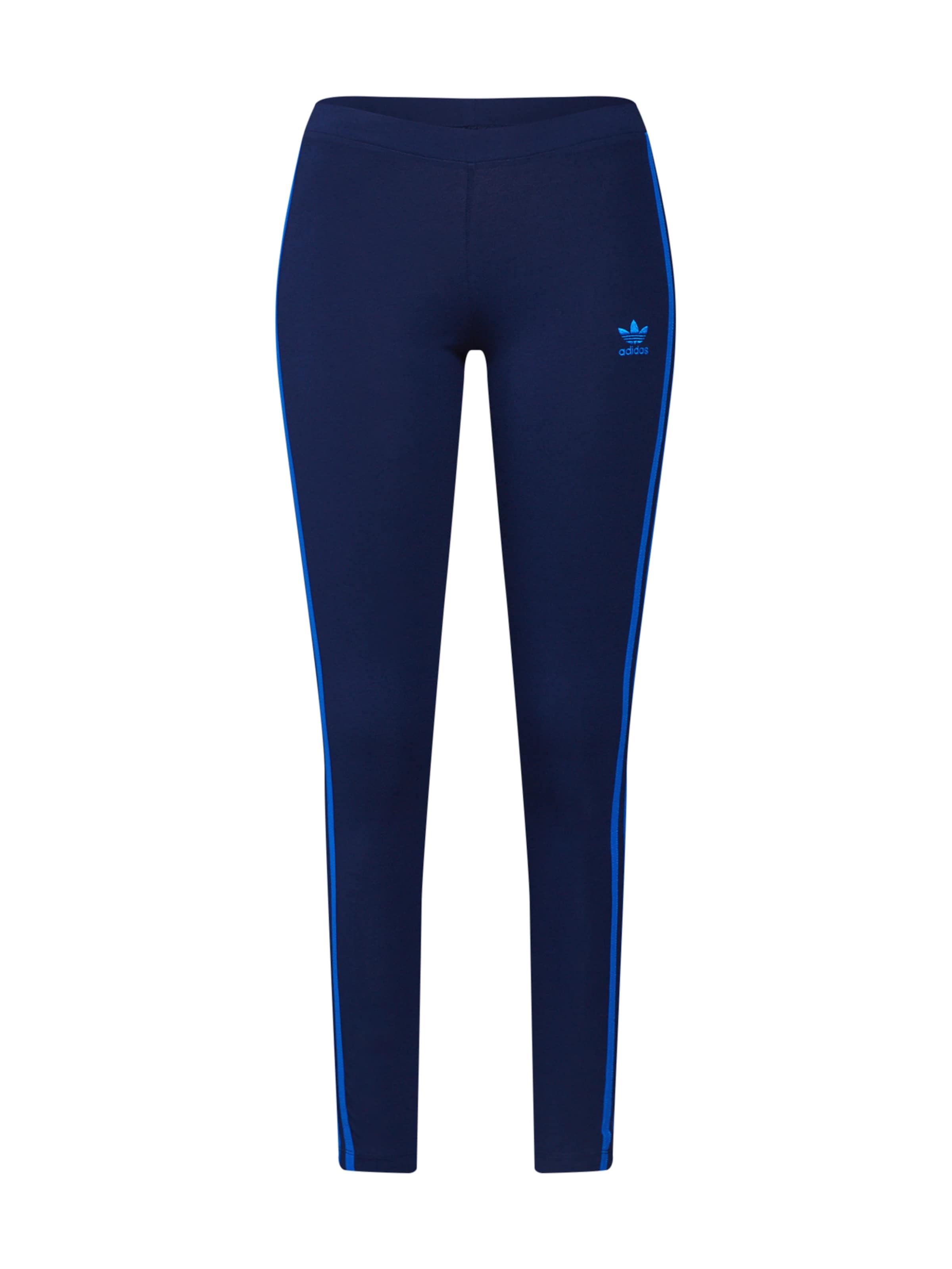 Navy Adidas Stripes' Leggings In '3 Originals CrxoedB
