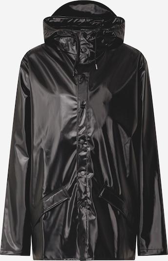 RAINS Prijelazna jakna u crna, Pregled proizvoda