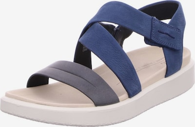 ECCO Sandale in blau / taubenblau, Produktansicht
