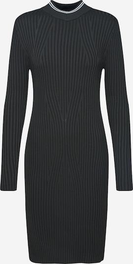 G-Star RAW Pletena obleka 'Lynn mock turtle dress' | siva barva, Prikaz izdelka