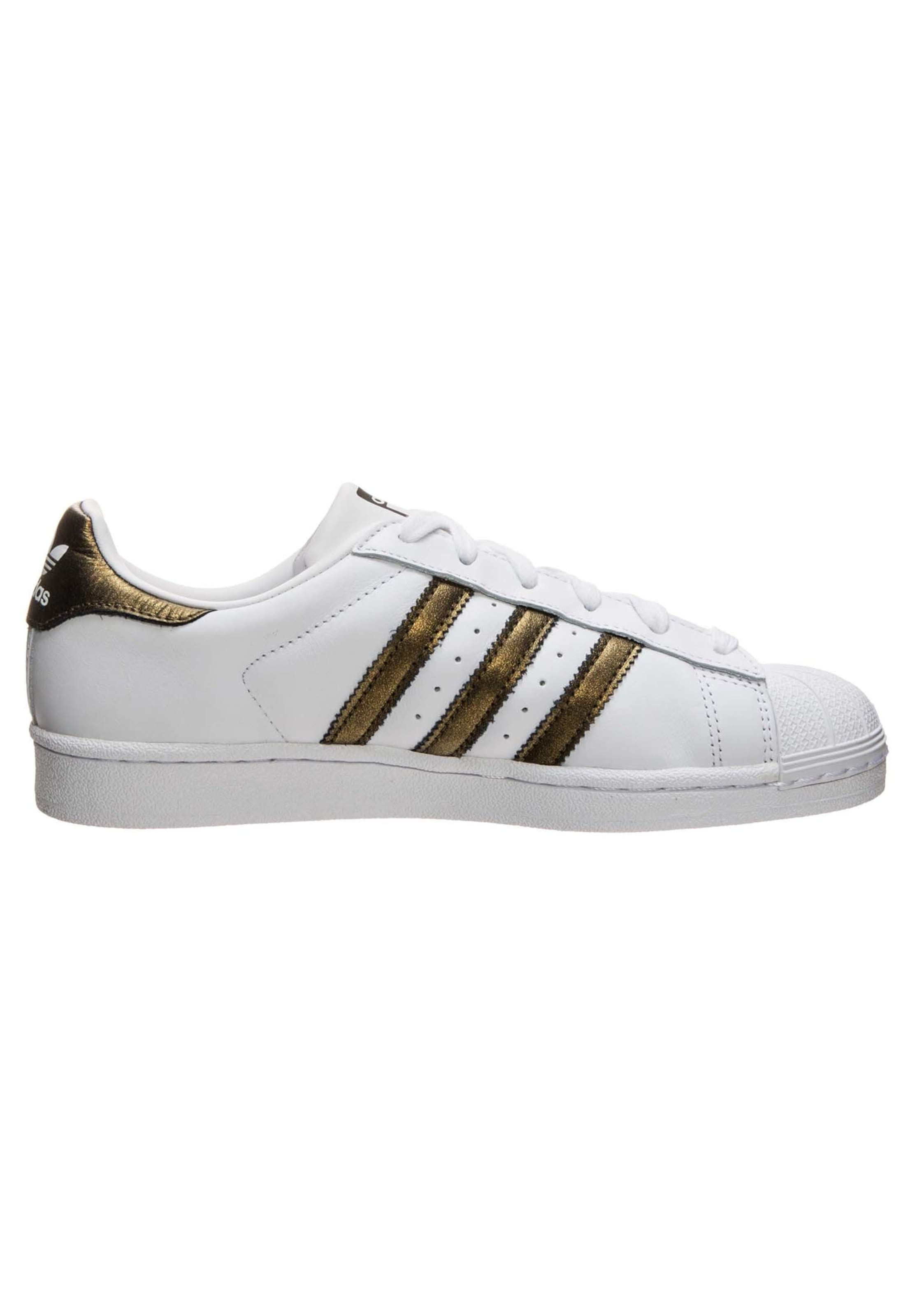 'superstar' Basses Adidas En Baskets Originals BronzeBlanc pGSUVqzM