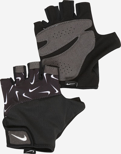 NIKE Accessoires Sporta cimdi 'Elemental' melns / balts, Preces skats