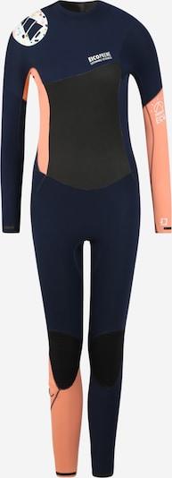 Picture Organic Clothing Neoprenanzug 'FLUID' in dunkelblau / rosa / schwarz, Produktansicht