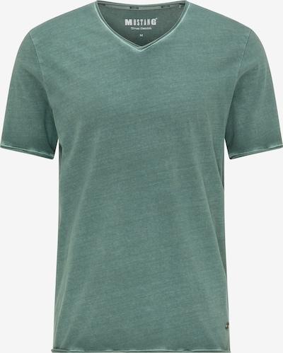 MUSTANG T-Shirt in grün / grasgrün, Produktansicht