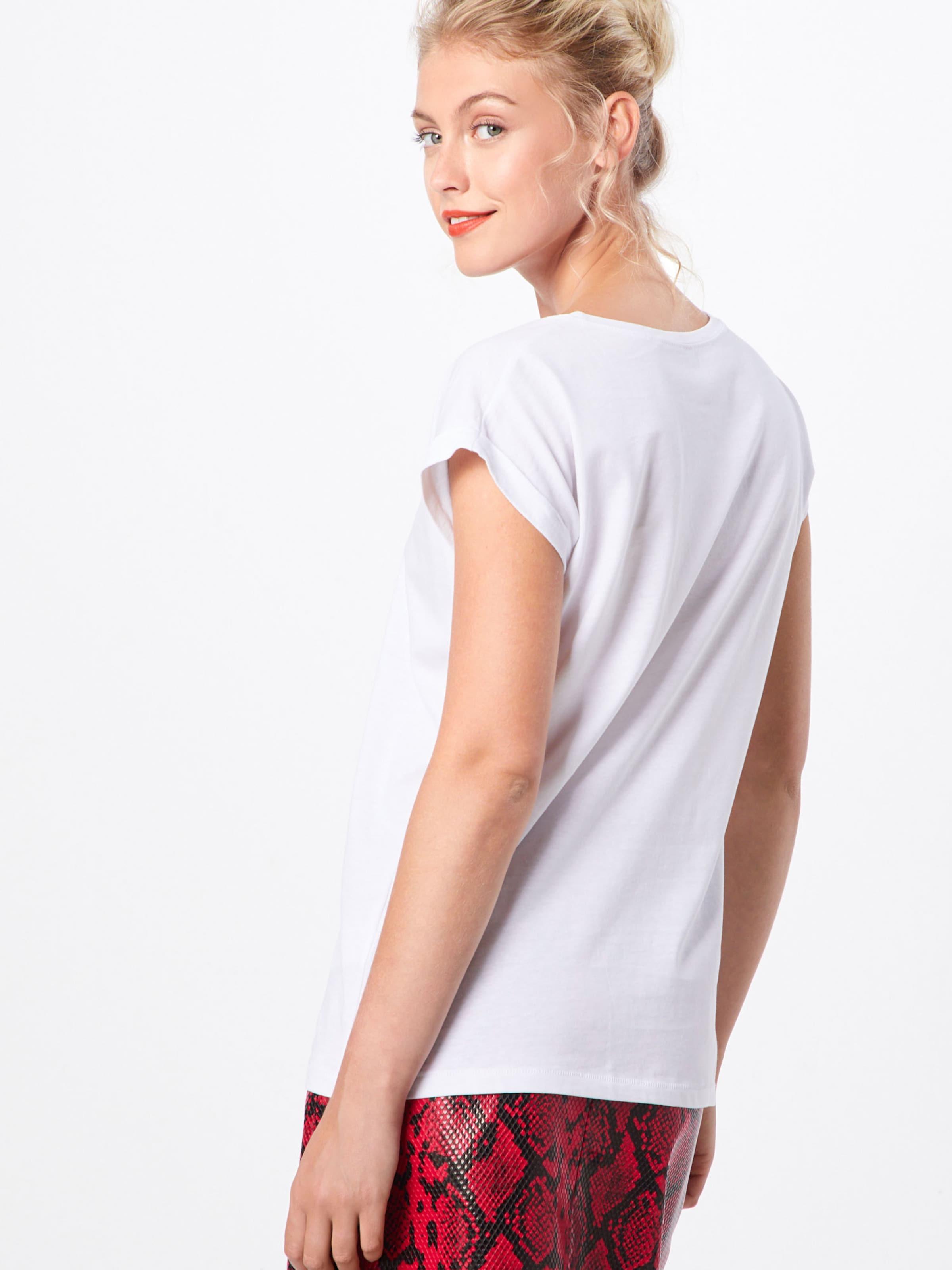 Tee' Up En T Mélange 'betty Merchcode CouleursBlanc De shirt Boop Woke NnX80kwOP
