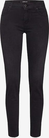 REPLAY Jeans 'VIVI' in black denim, Produktansicht