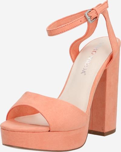 VERO MODA Sandale 'CLOVER' in altrosa, Produktansicht