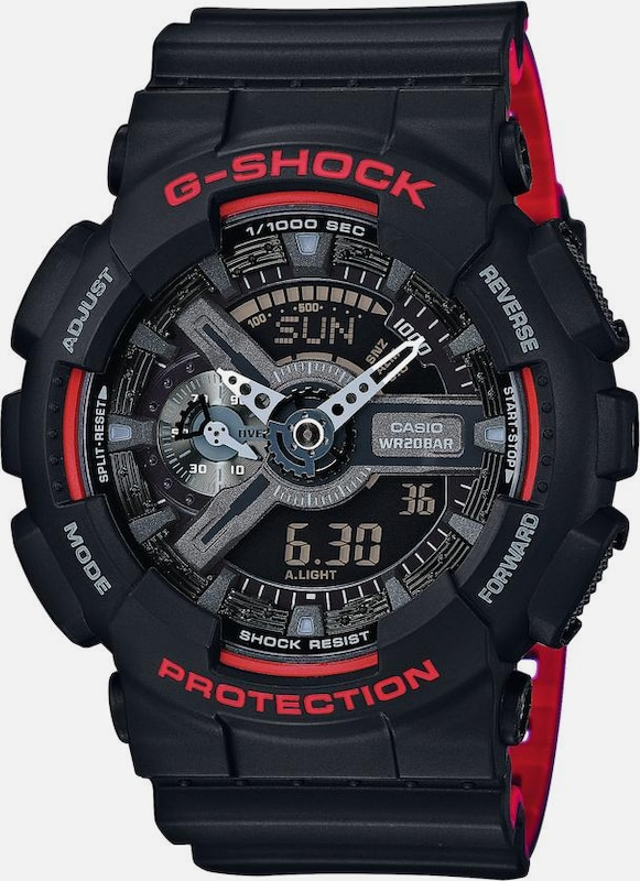 CASIO Chronograph 'GA-110HR-1AER'