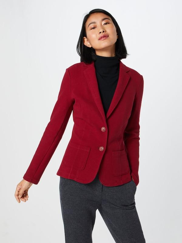 oliver Red Jacke Label S Dunkelrot qz701xw