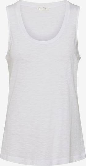 AMERICAN VINTAGE Top 'Jacksonville' in de kleur Wit, Productweergave