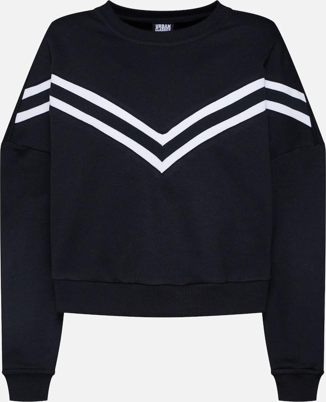 Sweatshirt In Classics Urban Sweatshirt In Urban ZwartWit Classics ZwartWit In Urban Classics Sweatshirt vmnwN80O