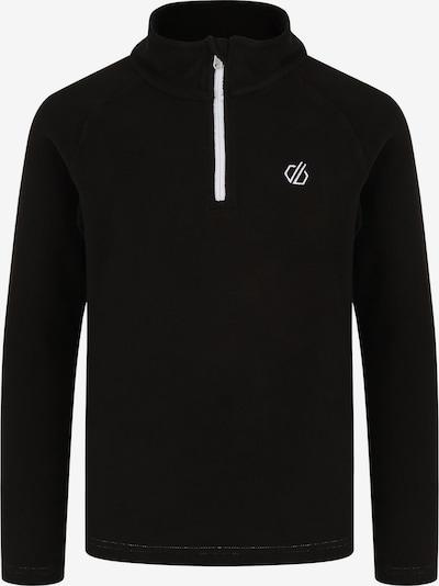 DARE 2B Fleecepullover 'FREEHAND' in schwarz / weiß, Produktansicht