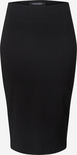 Dorothy Perkins Rok 'Black Wide Waistband Pencil Skirt' in de kleur Zwart, Productweergave