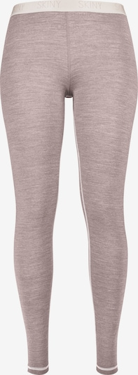 Skiny Leggings in altrosa: Frontalansicht