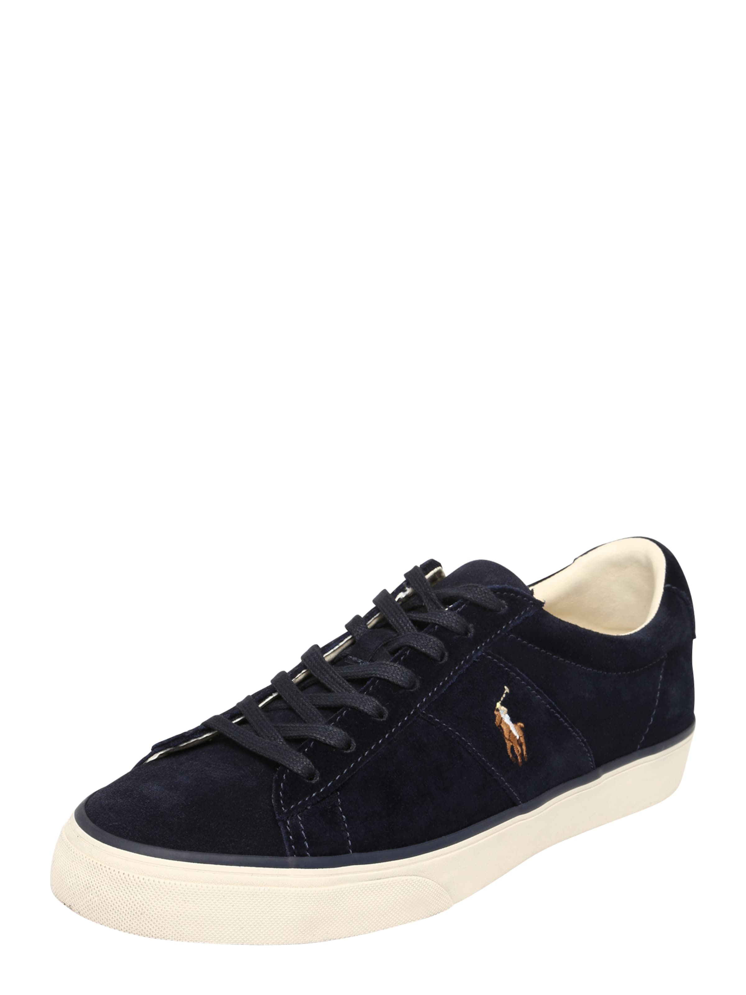 Ralph Navy Lauren Sneaker Polo 'sayer' In srQCxBthd
