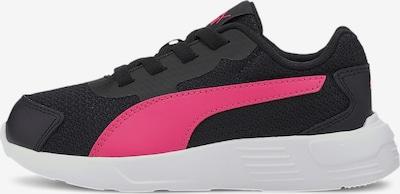 PUMA Sportschuh in pink / schwarz, Produktansicht