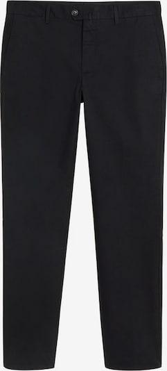 MANGO MAN Chino hlače 'Dublin' u crna, Pregled proizvoda