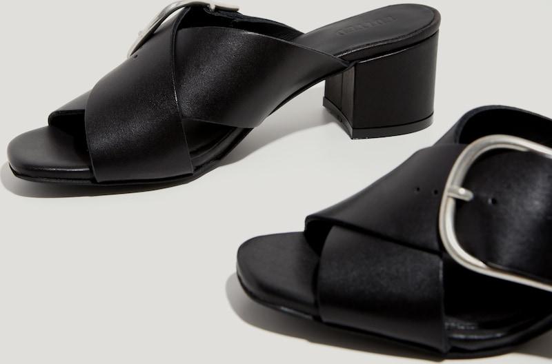 Haltbare Mode Schuhe billige Schuhe EDITED | Pantolette 'Tania' Schuhe Mode Gut getragene Schuhe b16114