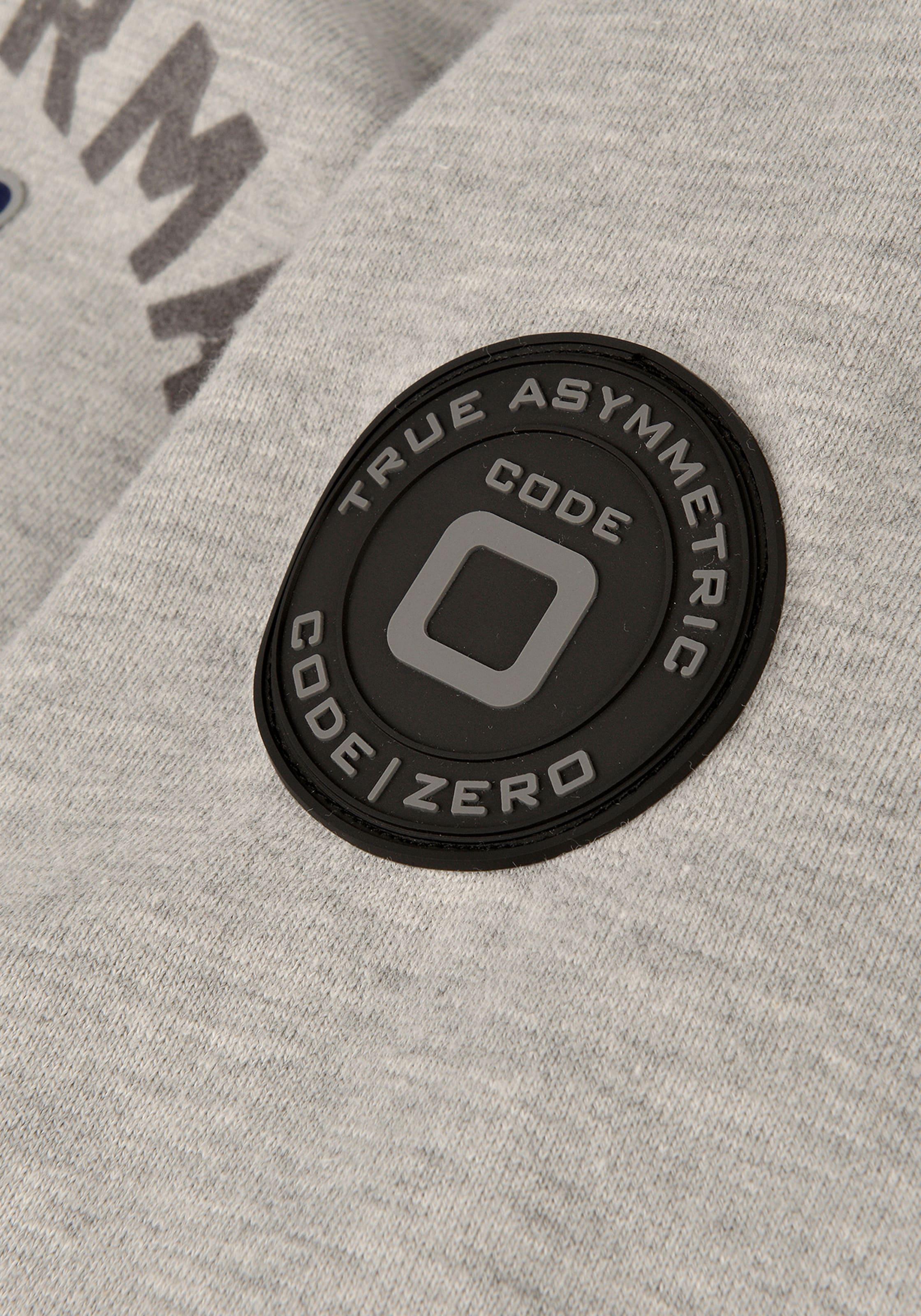 Code In Series' Hoody Super zero 'tp52 Grau 0Owyv8mnN