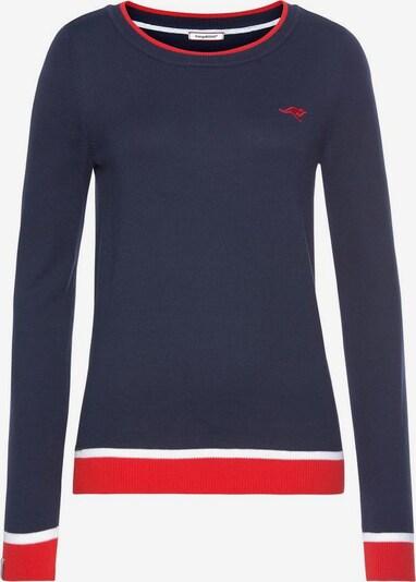 KangaROOS Pullover in blau / rot, Produktansicht