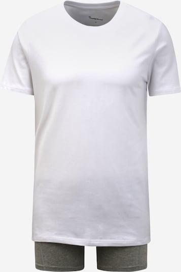 KnowledgeCotton Apparel Pyžamo krátké - bílá, Produkt