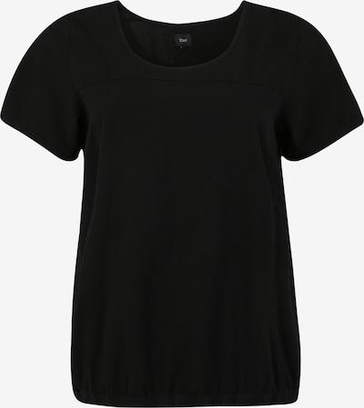 Bluză Zizzi pe negru, Vizualizare produs