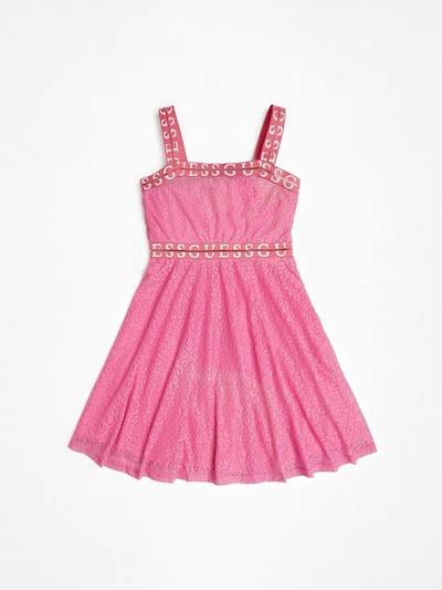 GUESS KIDS Kleid in pink, Produktansicht