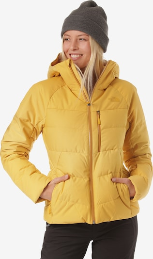 THE NORTH FACE Skijacke 'Heavenly Down' in gelb, Produktansicht