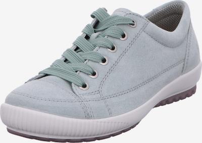 Legero Schnürschuhe in pastellgrün, Produktansicht