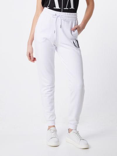 ARMANI EXCHANGE Broek '8NYPCX' in de kleur Wit, Modelweergave