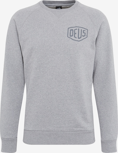 DEUS EX MACHINA Sweater majica u siva melange / crna, Pregled proizvoda