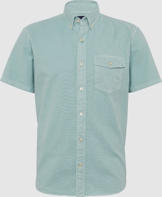 5307e944ce06f7 lovely GAP Overhemd  HOT STORE SS SHIRTS  in Jade groen - rekrutacja ...