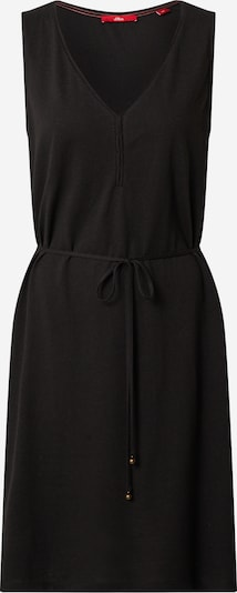 s.Oliver Sukienka w kolorze czarnym, Podgląd produktu