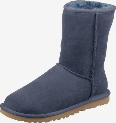 UGG Winterboots 'Classic Short 2' in blau, Produktansicht