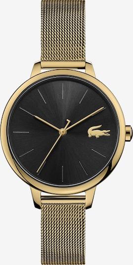 LACOSTE Uhr 'Cannes 2001102' in gold / schwarz, Produktansicht