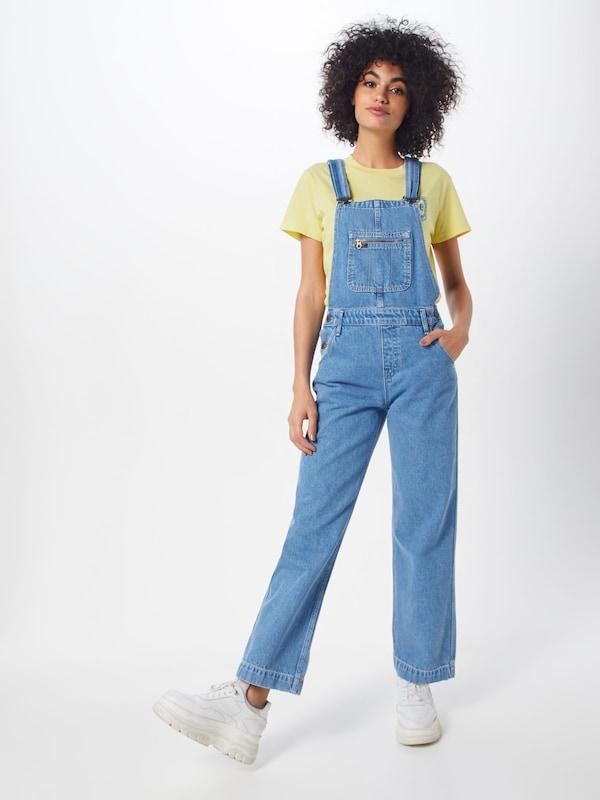 Jeans-Latzhose von LEE