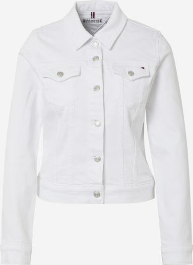 TOMMY HILFIGER Kurtka przejściowa 'SHRUNK JKT CLR' w kolorze białym, Podgląd produktu