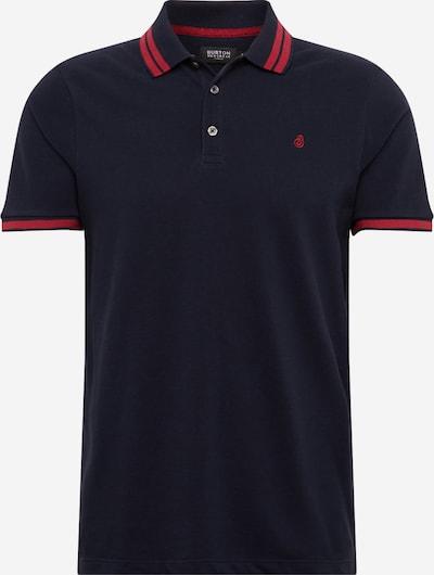 Tricou BURTON MENSWEAR LONDON pe navy / roșu, Vizualizare produs