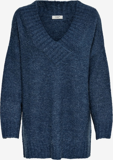 JACQUELINE de YONG Oversized trui in de kleur Enziaan, Productweergave