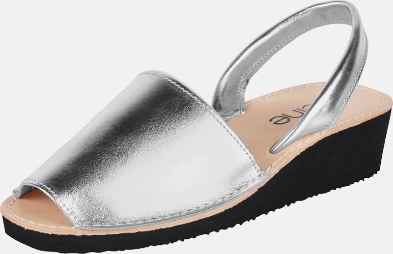 Haltbare Mode Schuhe billige Schuhe heine | Sandalette Schuhe Mode Gut getragene Schuhe b8502a
