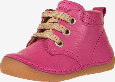 Froddo Lauflernschuhe in pink: Frontalansicht