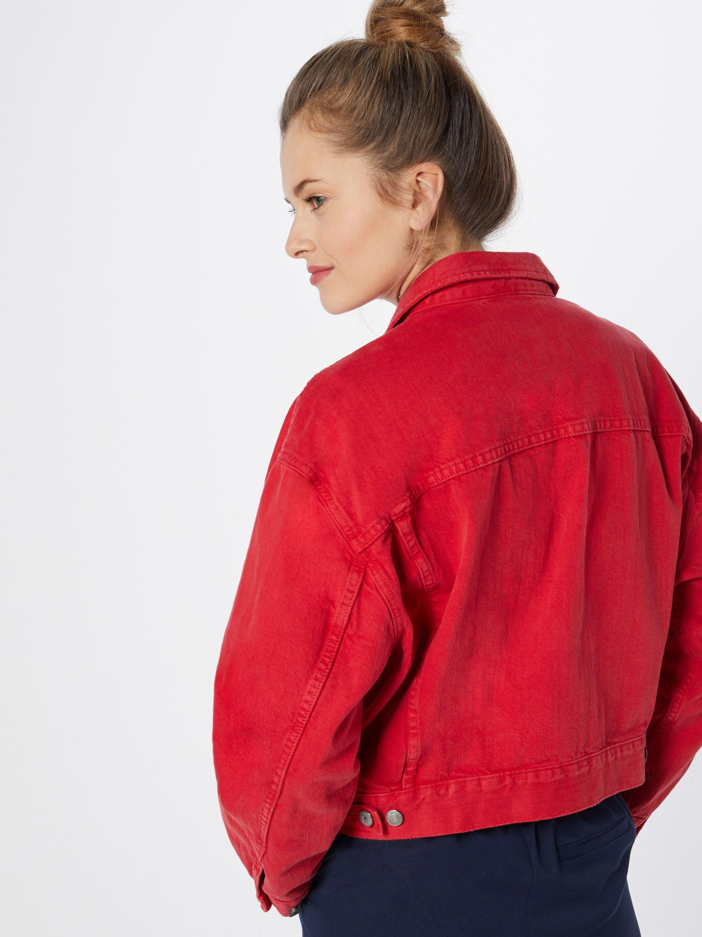 En Mi jacket' saison Ralph Rouge Lauren Trucker denim 'rlxd Polo Veste l135FcTKuJ