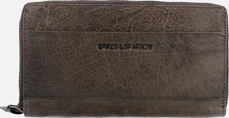 Spikes & Sparrow Geldbörse Leder 19 cm