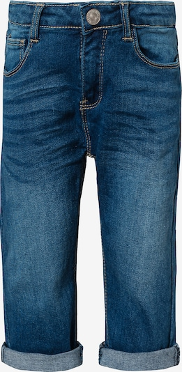STACCATO Caprijeans in blue denim, Produktansicht