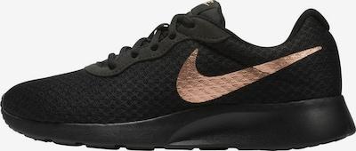 Nike Sportswear Sneaker 'Tanjun Wmns' in gold / schwarz, Produktansicht