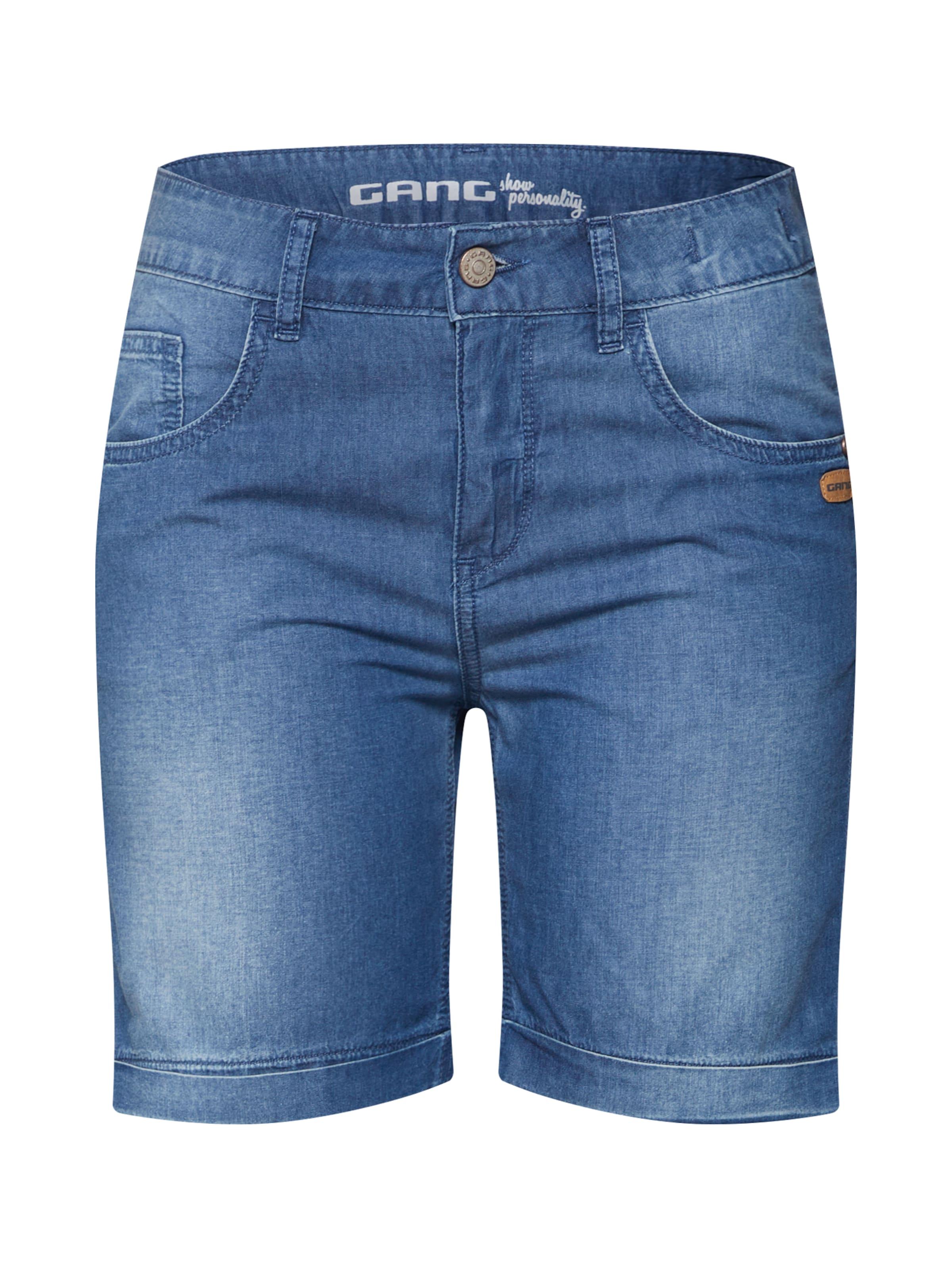 Denim 'alicia' En Bleu Gang Jean j43LqA5R