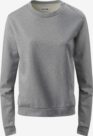 PHYNE Sweatshirt in grau, Produktansicht