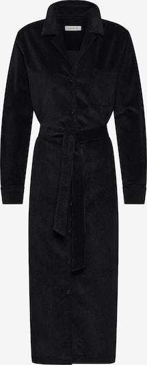Palaidinės tipo suknelė 'Joy' iš EDITED , spalva - juoda: Vaizdas iš priekio
